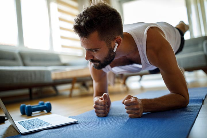 fitness for busy people